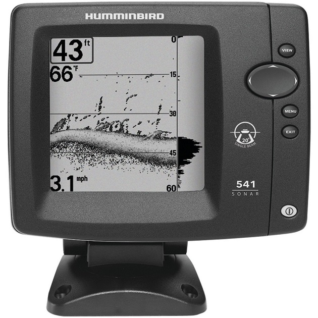 Humminbird 541 FishFinder