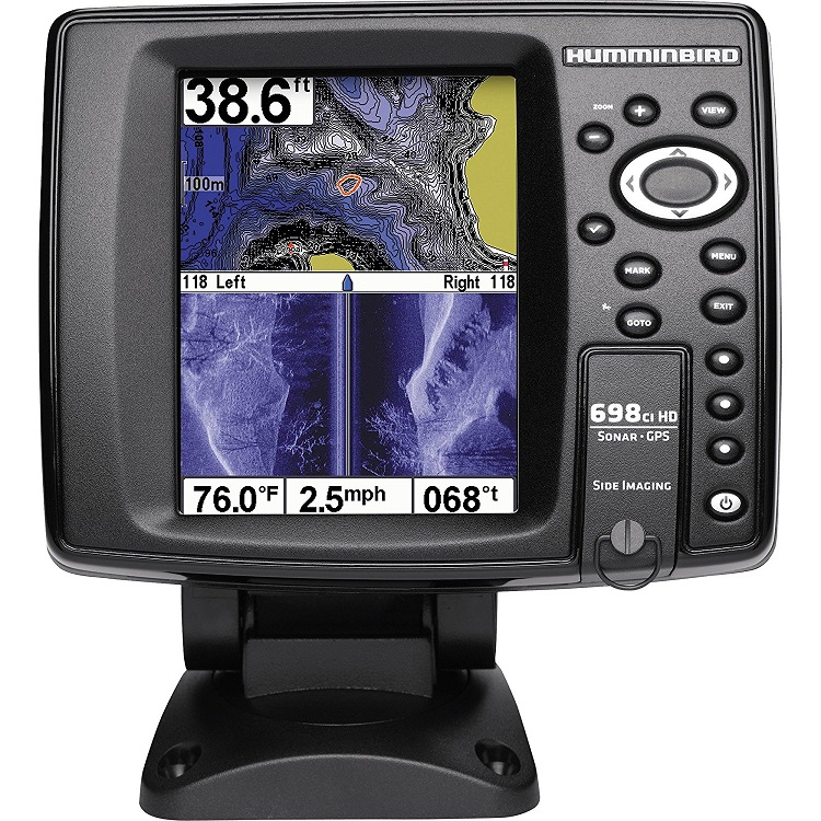 Humminbird 698ci HD SI Combo Best Fish Finder