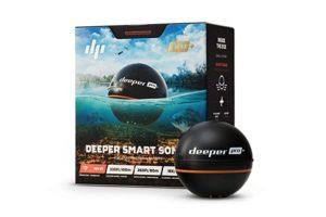 Deeper Pro+ Smart Sonar Kayak Fishfinder