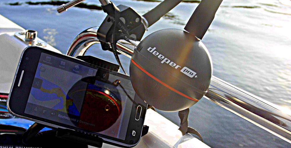 Deeper Smart Sonar Pro+