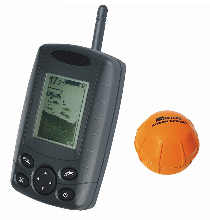 Hawkeye fish finder for Fish finder reviews