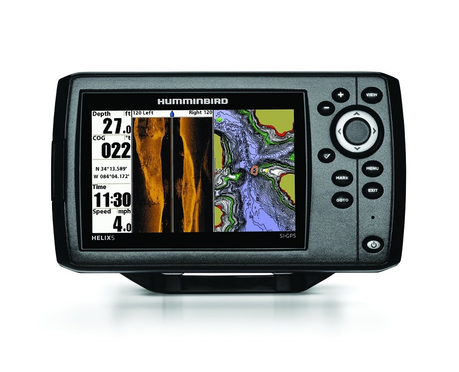 Humminbird Helix 5 SI GPS Fish FInder