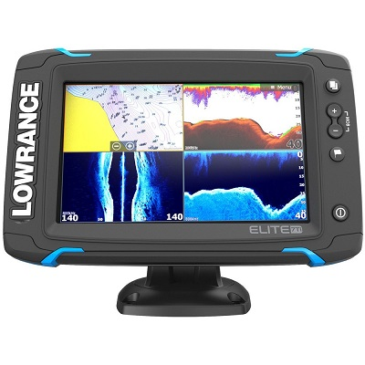 Lowrance Elite-7 Ti Touch Combo, Lowrance Fish Finder Reviews