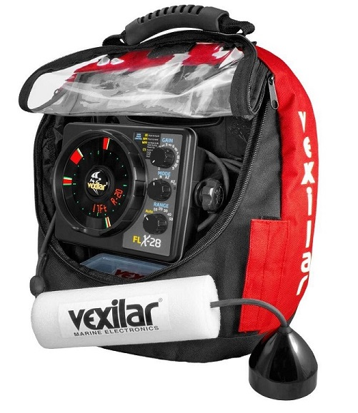 Vexilar FLX 28 Ice ProPack Best Ice Fishing Fish Finder