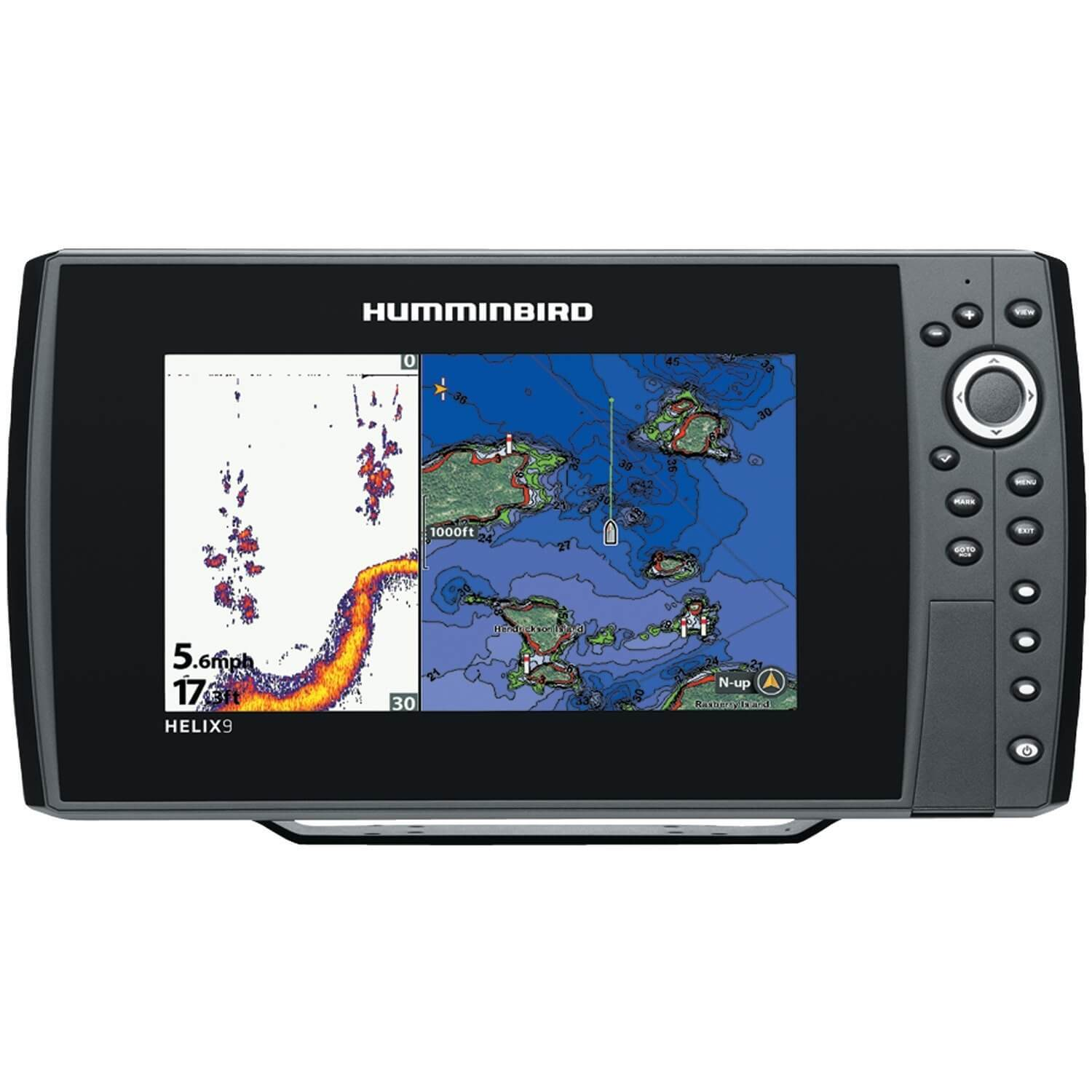 Humminbird Helix 9 Sonar GPS Fish Finder