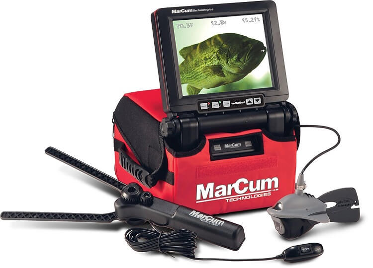 Marcum VS825SD Underwater Camera