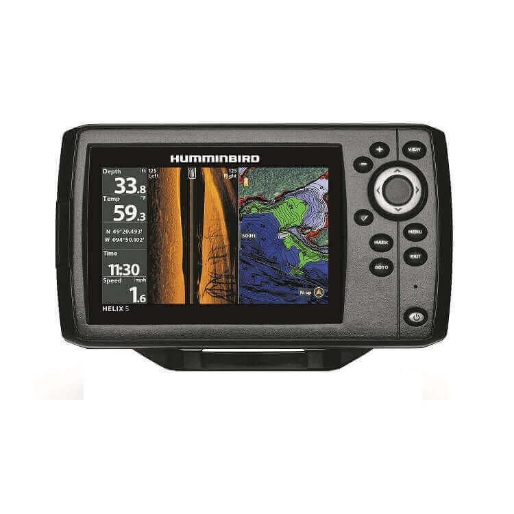 Humminbird HELIX 5 CHIRP SI GPS G2 Fish Finder