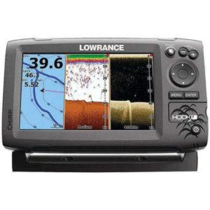 Lowrance Hook-7 Sonar/GPS