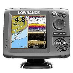 Lowrance HOOK-5 Fishfinder/Chartplotter Combo w/No Transducer
