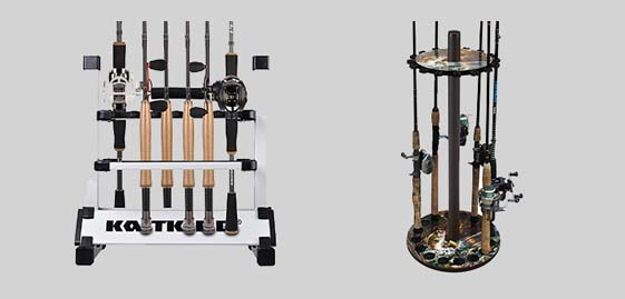 Best Fishing Rod Rack