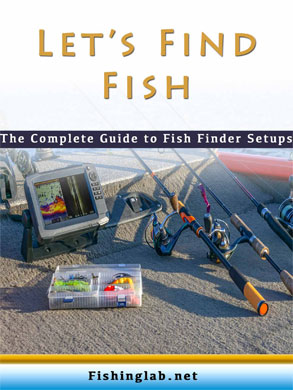 Fish finder setup
