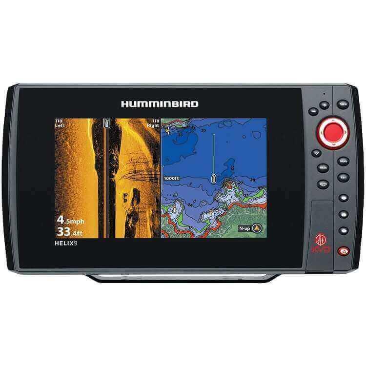 Humminbird Helix 9 SI GPS KVD Finders