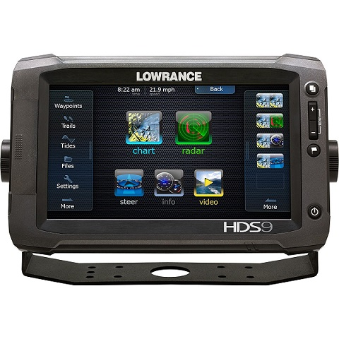 Lowrance HDS 9 Gen2 Touch Insight Fishfinder