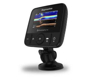 Raymarine Dragonfly 4 Pro Sonar GPS 1