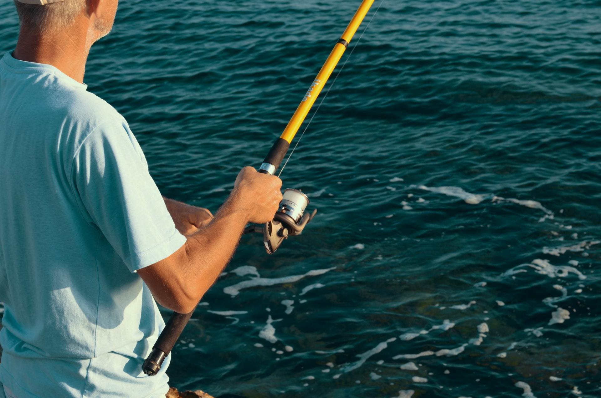 A fisherman is only as prepared as their tackle box