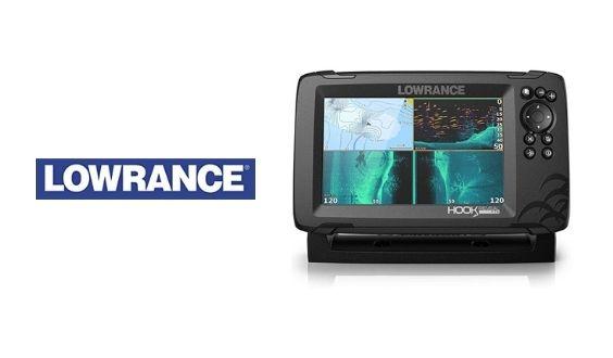 Lowrance HOOK Reveal 7-2