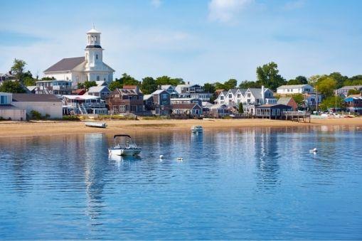 Best Saltwater Fishing Spots - Massachusetts