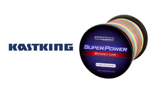 KastKing Super Power Braided Fishing Line